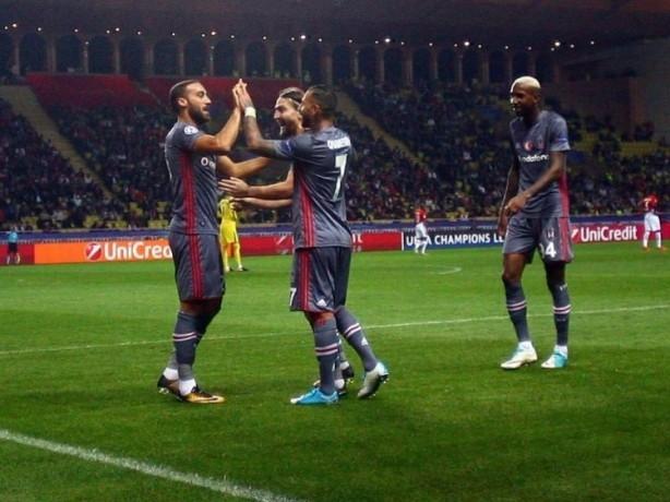 Beşiktaş'ın zaferi Avrupa basınında 10