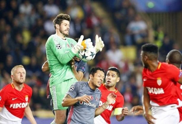 Beşiktaş'ın zaferi Avrupa basınında 12