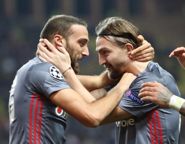 Beşiktaş'ın zaferi Avrupa basınında 15