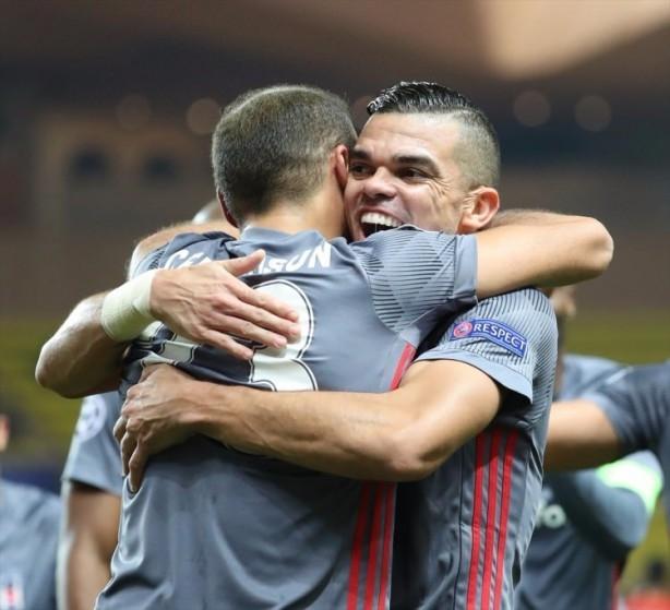 Beşiktaş'ın zaferi Avrupa basınında 16