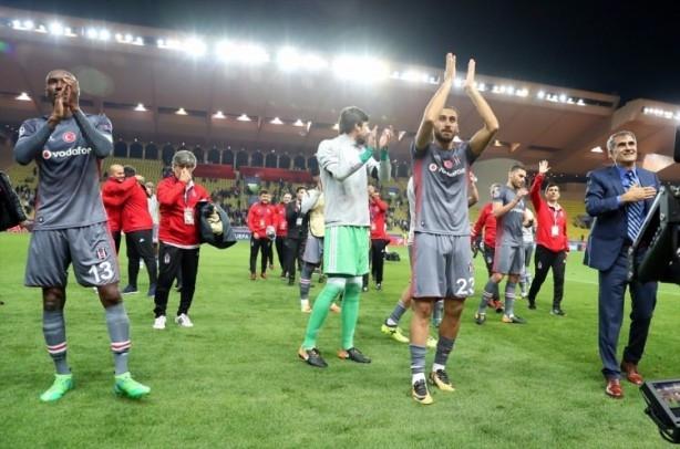 Beşiktaş'ın zaferi Avrupa basınında 4