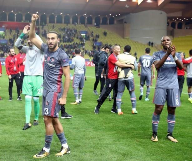 Beşiktaş'ın zaferi Avrupa basınında 5