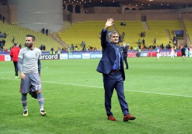 Beşiktaş'ın zaferi Avrupa basınında 6