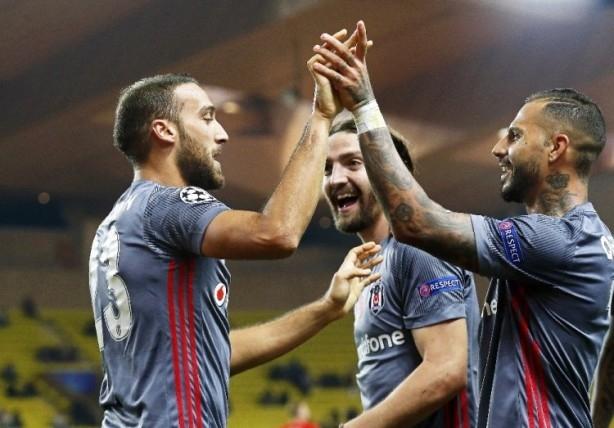 Beşiktaş'ın zaferi Avrupa basınında 8