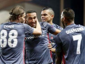 Beşiktaş'ın zaferi Avrupa basınında