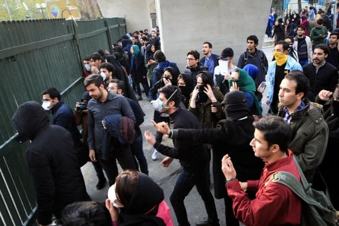 İran'da neler oluyor? 1