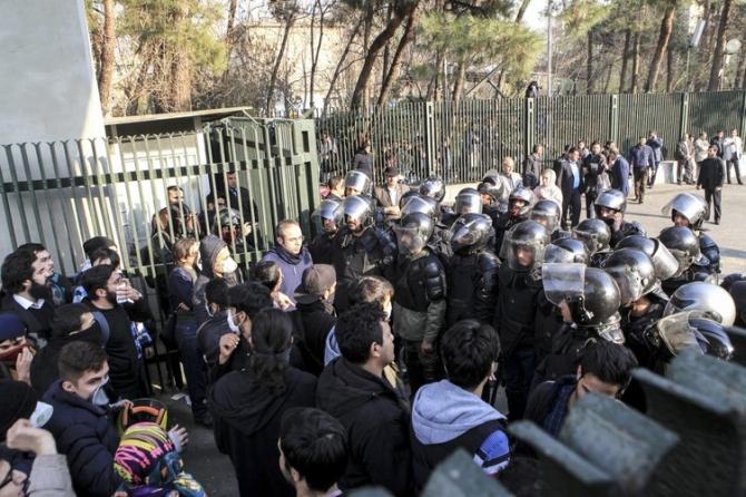 İran'da neler oluyor? 12