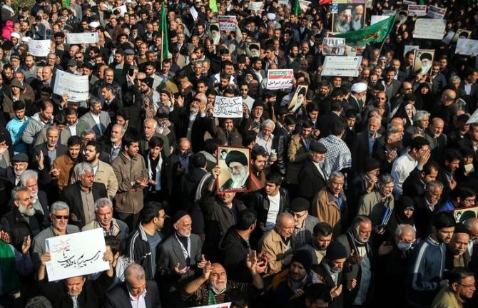 İran'da neler oluyor? 14