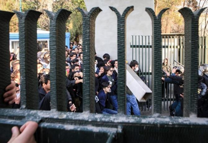 İran'da neler oluyor? 9