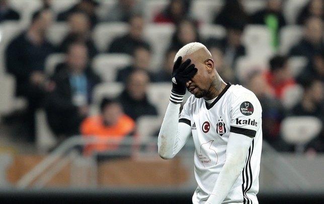 Fenerbahçe'den Talisca bombası! 6
