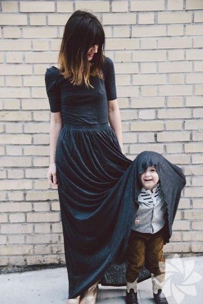 İçinizi ısıtacak anne-oğul fotoğrafları 1
