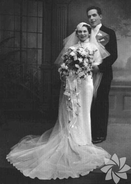 Tarihin tozlu sayfalarından düğün fotoğrafları... 15