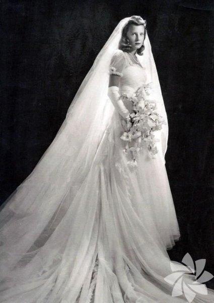 Tarihin tozlu sayfalarından düğün fotoğrafları... 19