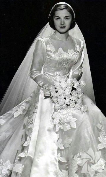 Tarihin tozlu sayfalarından düğün fotoğrafları... 20