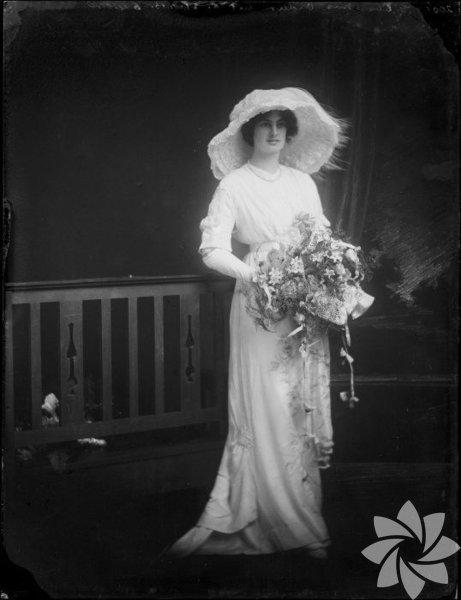 Tarihin tozlu sayfalarından düğün fotoğrafları... 23