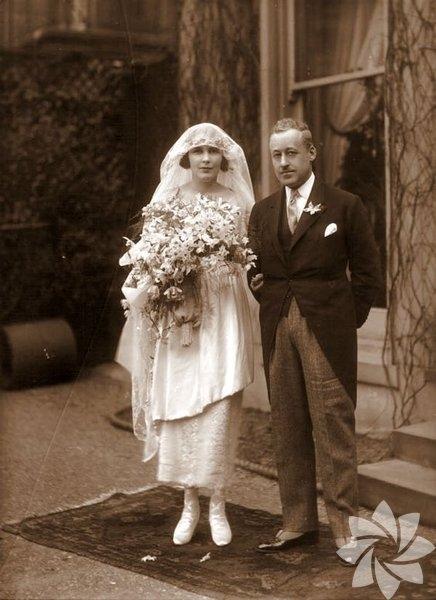 Tarihin tozlu sayfalarından düğün fotoğrafları... 25