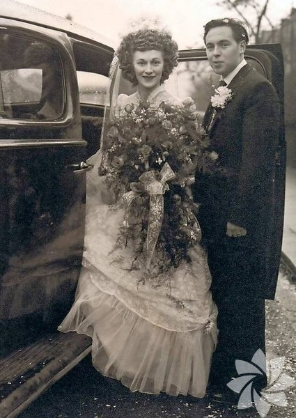 Tarihin tozlu sayfalarından düğün fotoğrafları... 29