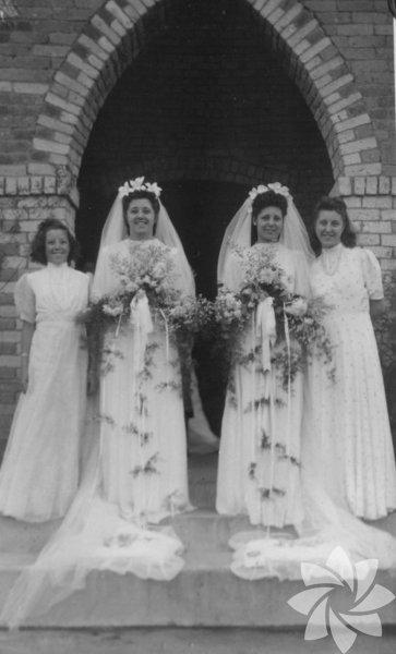 Tarihin tozlu sayfalarından düğün fotoğrafları... 4
