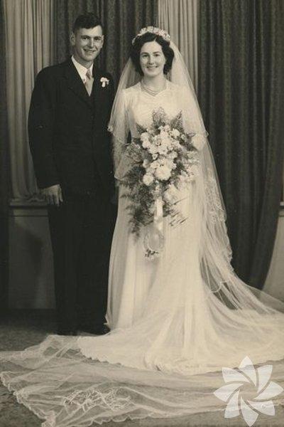 Tarihin tozlu sayfalarından düğün fotoğrafları... 5