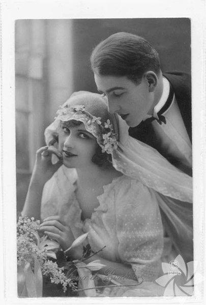 Tarihin tozlu sayfalarından düğün fotoğrafları... 7