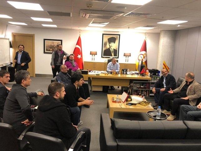 Sosyal medyayı sallayan Galatasaray paylaşımı 1