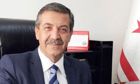 Dışişleri Bakanı Ertuğruloğlu bugün New York'a gidiyor