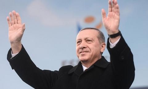 TC Cumhurbaşkanı Erdoğan, Ukrayna'ya gitti