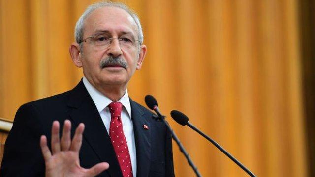Kılıçdaroğlu'ndan skandal sözler! İşçileri sokağa çağırdı