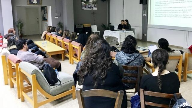 CTP Kadın Örgütü ve Parti Eğitim Merkezi (PEMER)'den ortak eğitim...