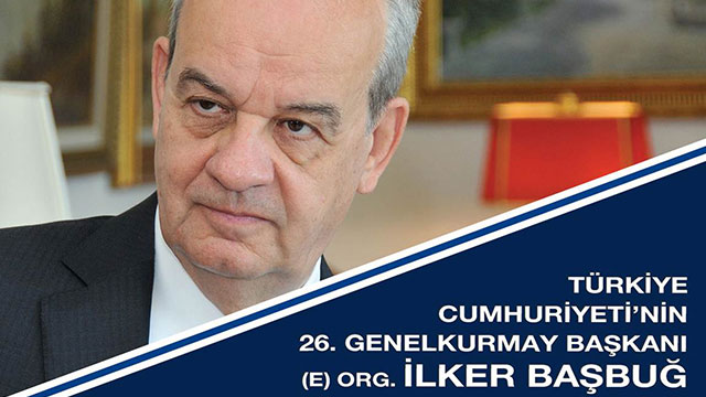 Türkiye 26. Genelkurmay Başkanı  (E) Orgeneral İlker Başbuğ  DAÜ'de konferans verecek