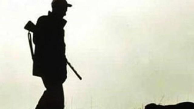Rum polisi çevik kuvvet birliği'nde kaçak av usulsüzlüğü