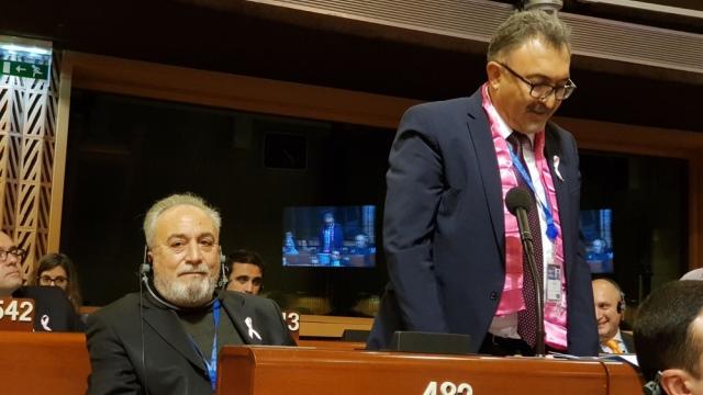 KKTC milletvekilleri AKPA toplantısında