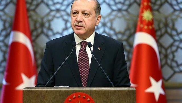 Erdoğan, ABD'nin Tel Aviv Büyükelçiliğini Kudüs'e taşımasını eleştirdi