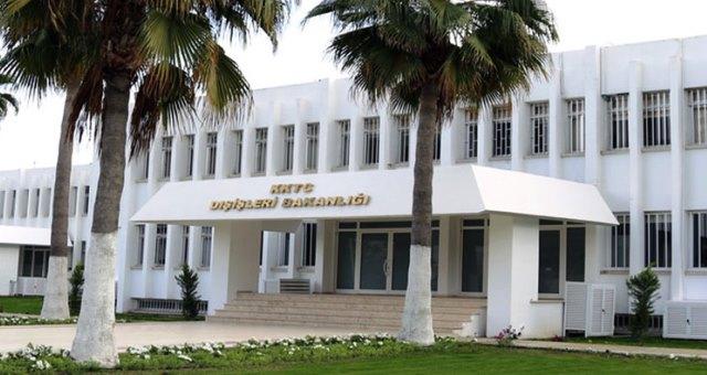 Dışişleri Bakanlığı:''Bm Raporu Hayal Kırıklığına Uğrattı''