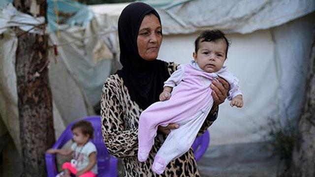 Türkiye'de 276 bin 158 Suriyeli bebek doğdu