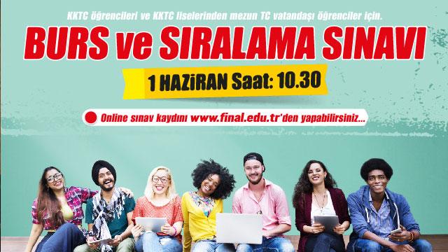 UFÜ Giriş ve Burs Sınavı 1 Haziran'da gerçekleştiriliyor