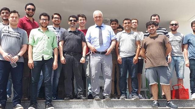 ODTÜ Elektrik-Elektronik Mühendisliği Öğrencileri  YDÜ Yüksek Gerilim Laboratuvar'ını ziyaret etti…