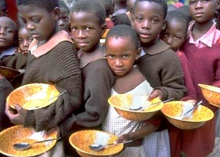 Dünyada açlık yeniden yükselişte