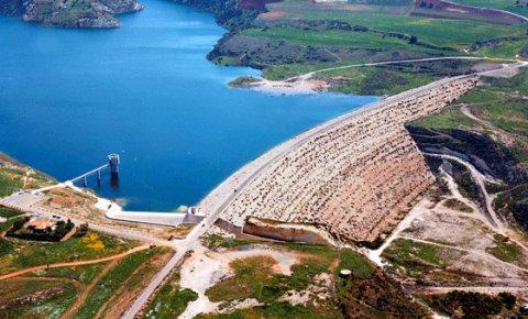 Güney Kıbrıs'taki barajların doluluk oranında azalma