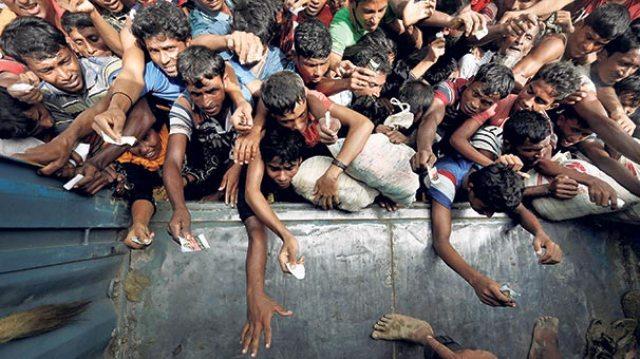 BM'den uluslararası topluma arakan çağrısı