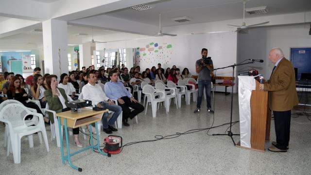 Atatürk Öğretmen Akademisi 2017-18 Akademik Yılı törenle başladı