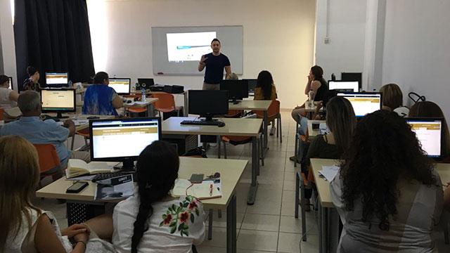YDÜ İngilizce Hazırlık Okulu ingiliz dil eğitiminde gelinen son teknolojiyi uyguluyor…
