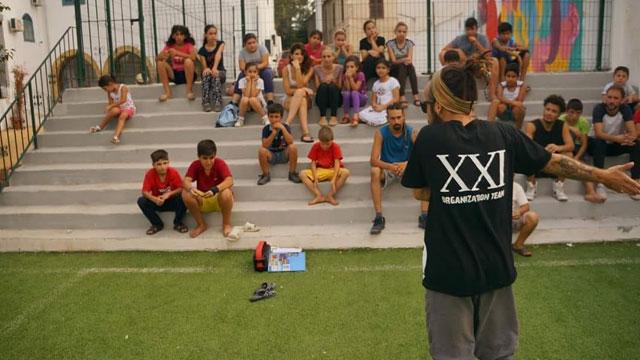 """Vakıflar İyilik Evi'nde """"Sosyal Beceri ve Zorbalık"""" temalı etkinlik düzenlendi"""