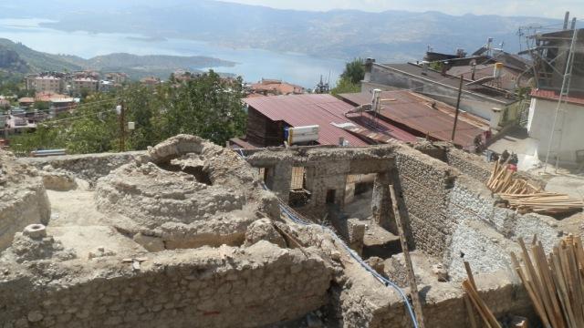 Tarihi Karamanoğlu Hamamı'nın restorasyon projesi YDÜ mezunu mimar Tarafından Yapılıyor…
