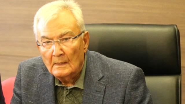 """Eski CHP Genel Başkanı Baykal'ın sağlık durumu...Prof. Dr. İbiş: """"Beyin ölümü yok"""""""