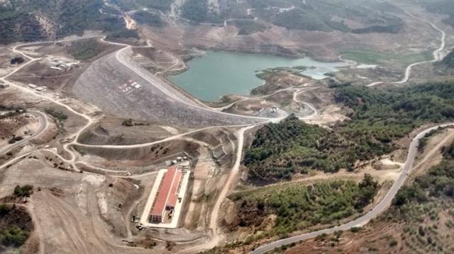 DSİ Çamlıbel Arıtma Tesisi'nde 17.00'ye Kadar üretim durduruldu...Suyu tasarruflu kullanma çağrısı yapıldı