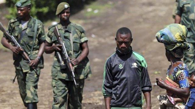 Kongo Demokratik Cumhuriyeti'nde ayrılıkçılar teslim oldu