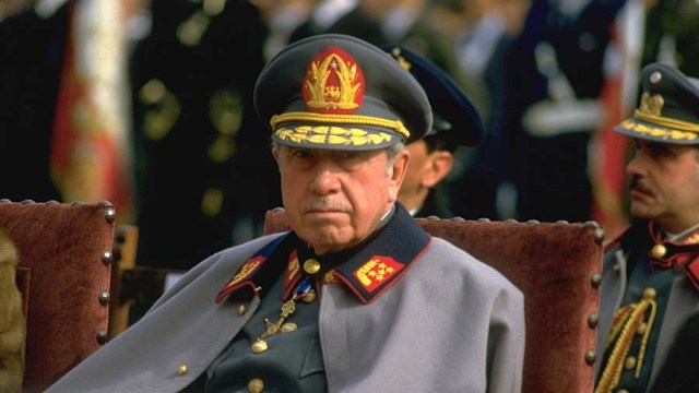 Şili'de Pinochet Döneminin Ajanlarına hapis cezası