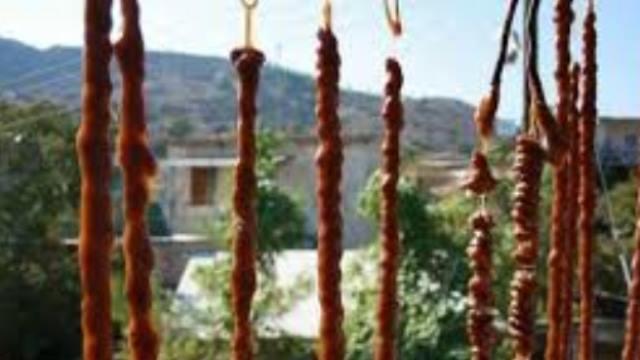"""Bağlıköy'de pazar günü """"geleneksel palüze günü"""" var..."""