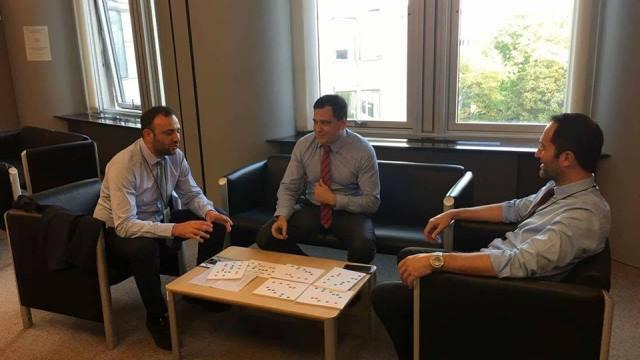 Cumhuriyet Meclisi Heyeti, Avrupa Birliği'nin Başkenti Brüksel'de Temaslarda bulundu